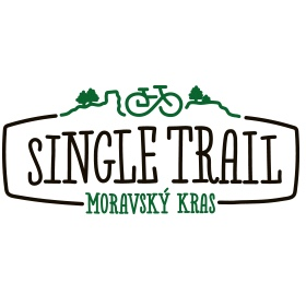 Single trail Moravský kras